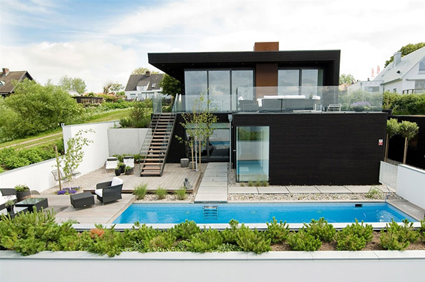 บ้านบรรยากาศริมทะเล