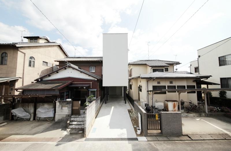 แบบบ้านไม้ญี่ปุ่นสองชั้น