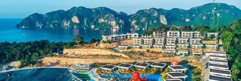 ที่พักสวยเกาะพีพี