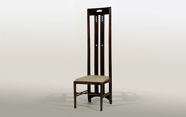 เก้าอี้ของ Mackintosh