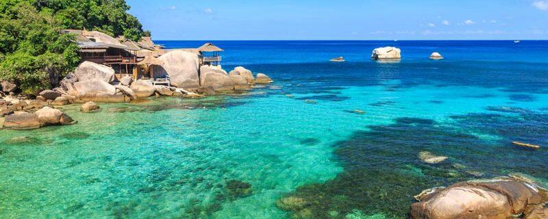 ท่องเที่ยวเกาะเต่า