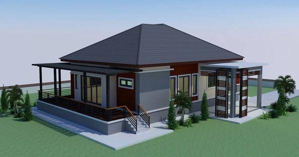 ออกแบบบ้านยกสูง