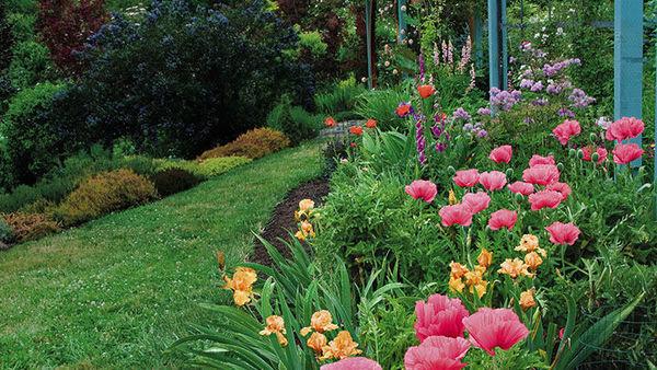 การออก แบบสวน