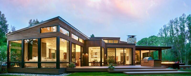 Contemporary style house ideas
