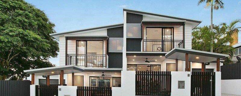 detached house design