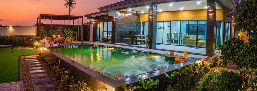 Pool Villa Pattaya Review
