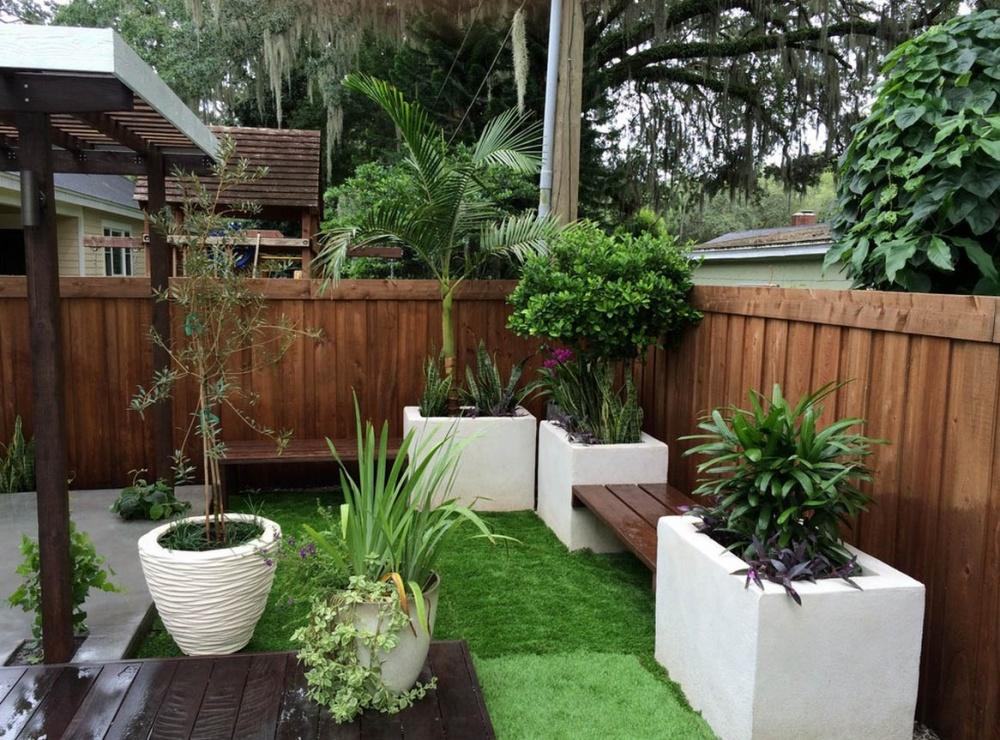 การจัดสวนหน้าบ้านแบบประหยัด ด้วยวิธีง่าย ๆ