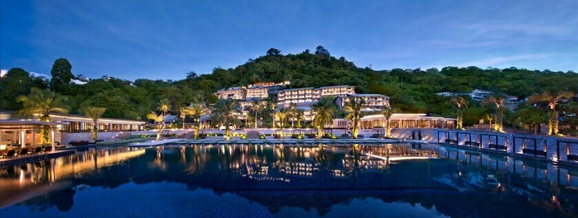 Recommended 5 star resorts in Phuket