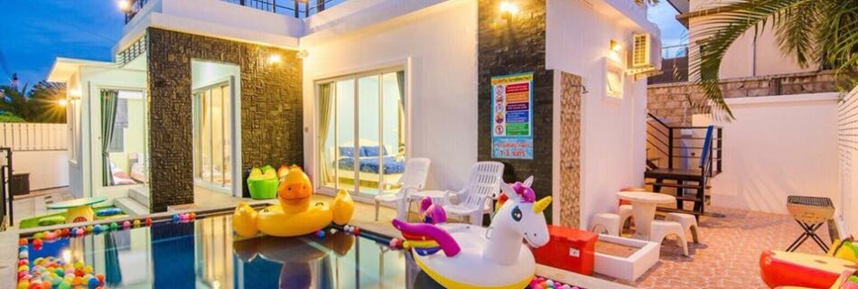 Offer Pool Villa Hua Hin