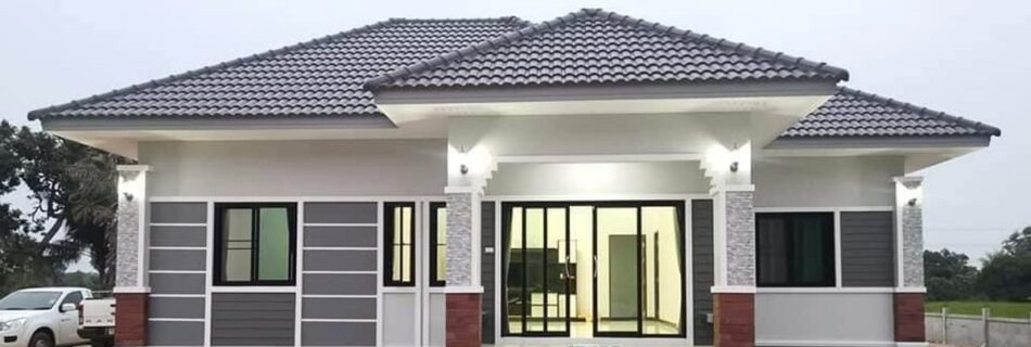 Panya style house design