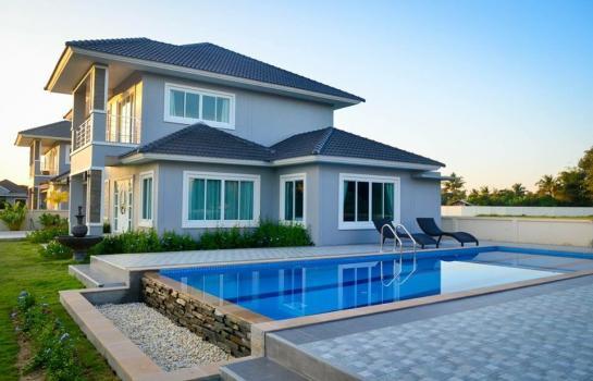 แนะนำ บ้านพร้อมสระว่ายน้ำ