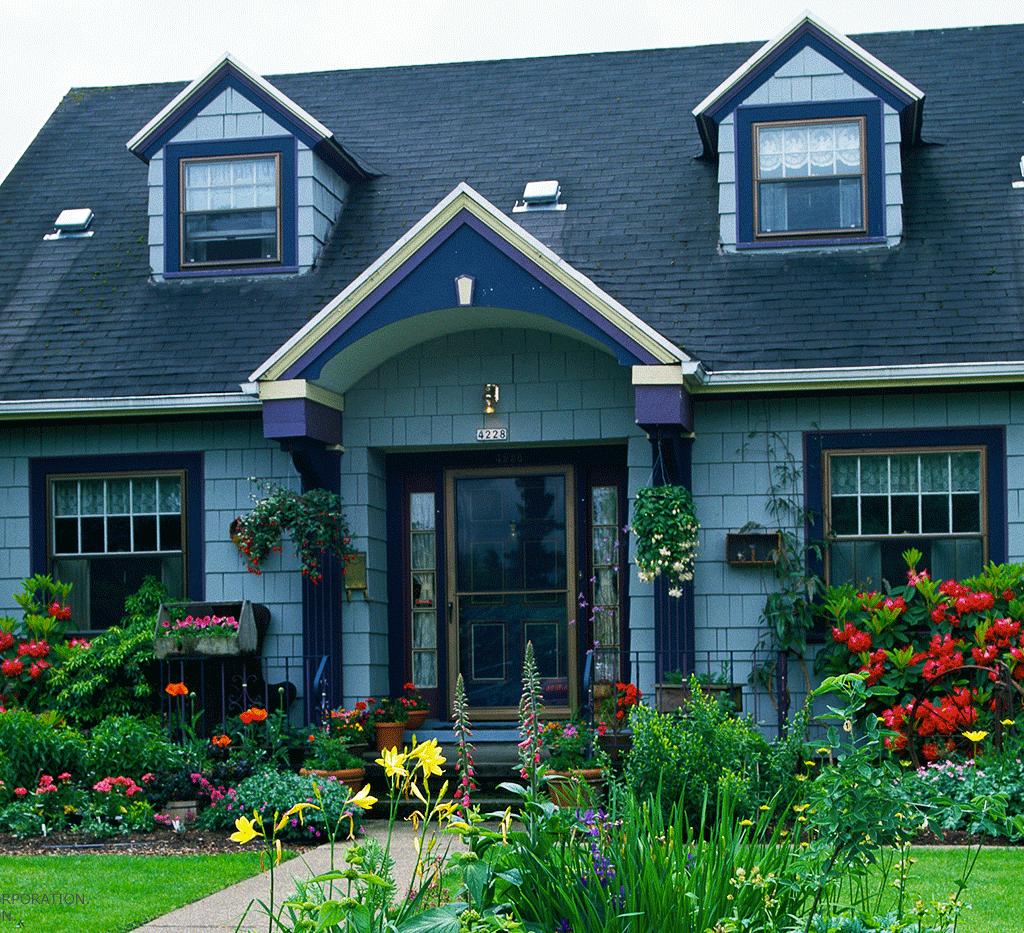 แนะนำการเริ่ม จัดสวนดอกไม้หน้าบ้าน