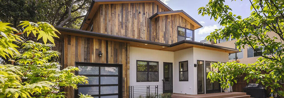 Guidelines for starting half-timbered house