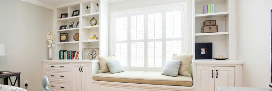 Manual built-in bedroom